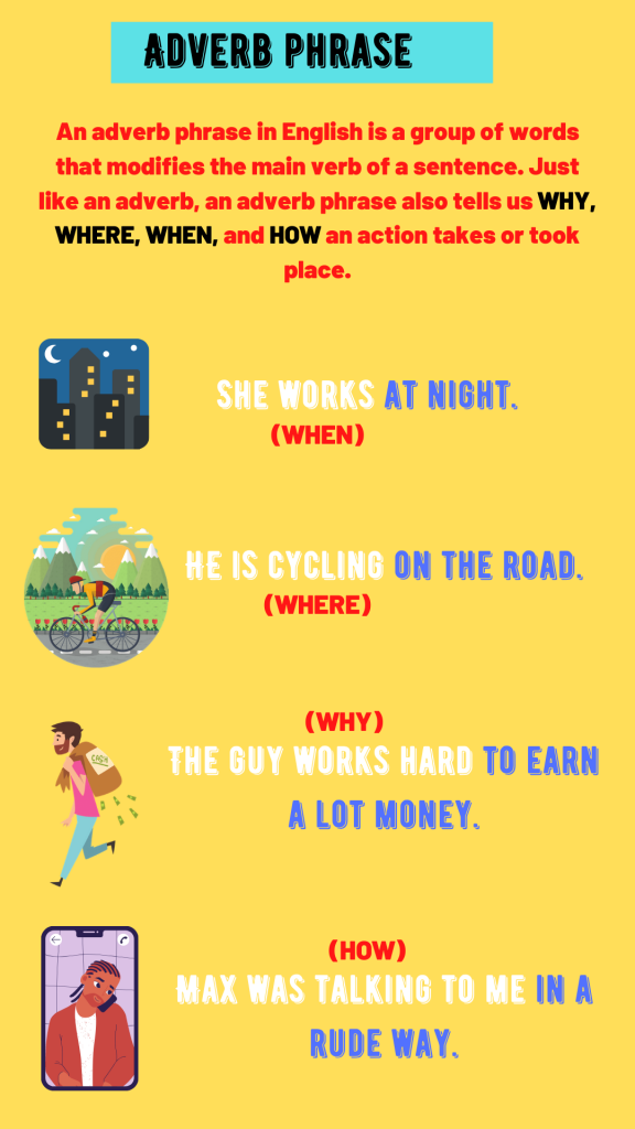 adverb phrases examples