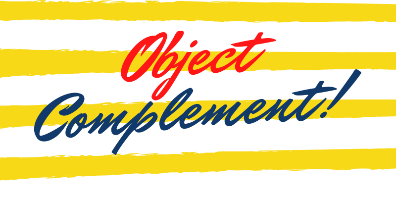 object complement
